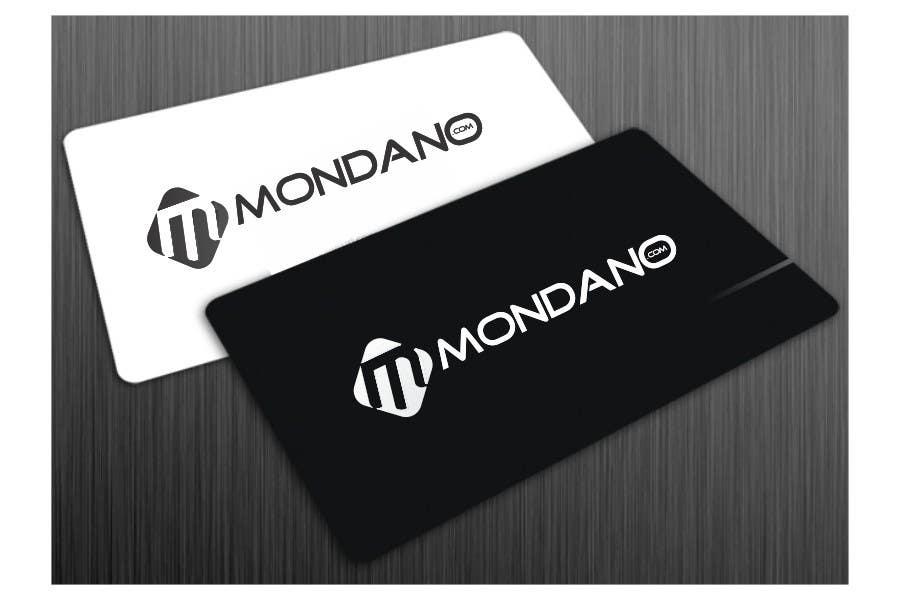 Proposition n°556 du concours Logo Design for Mondano.com