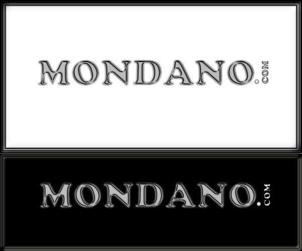 Proposition n°363 du concours Logo Design for Mondano.com