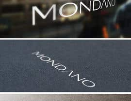 nº 534 pour Logo Design for Mondano.com par maidenbrands