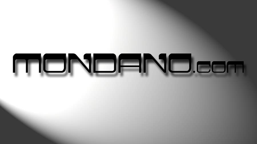Contest Entry #390 for Logo Design for Mondano.com