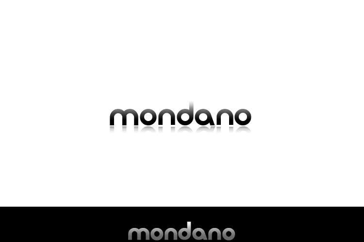 Proposition n°267 du concours Logo Design for Mondano.com