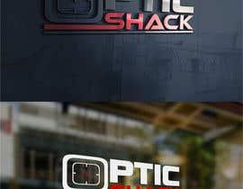 quinonesgeo tarafından Design a Logo for Optic Shack için no 160
