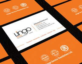 #144 for Design some Business Cards by OviRaj35