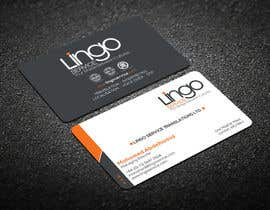 #122 for Design some Business Cards by nazmulhassan2321