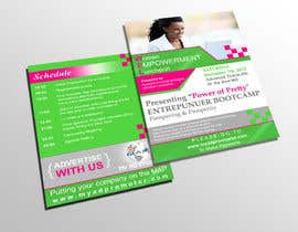 lardher tarafından Design a Flyer for an Entrepreneurs' financial bootcamp için no 16