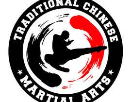 #33 for MARTIAL ARTS LOGO DESIGN by janithnishshanka