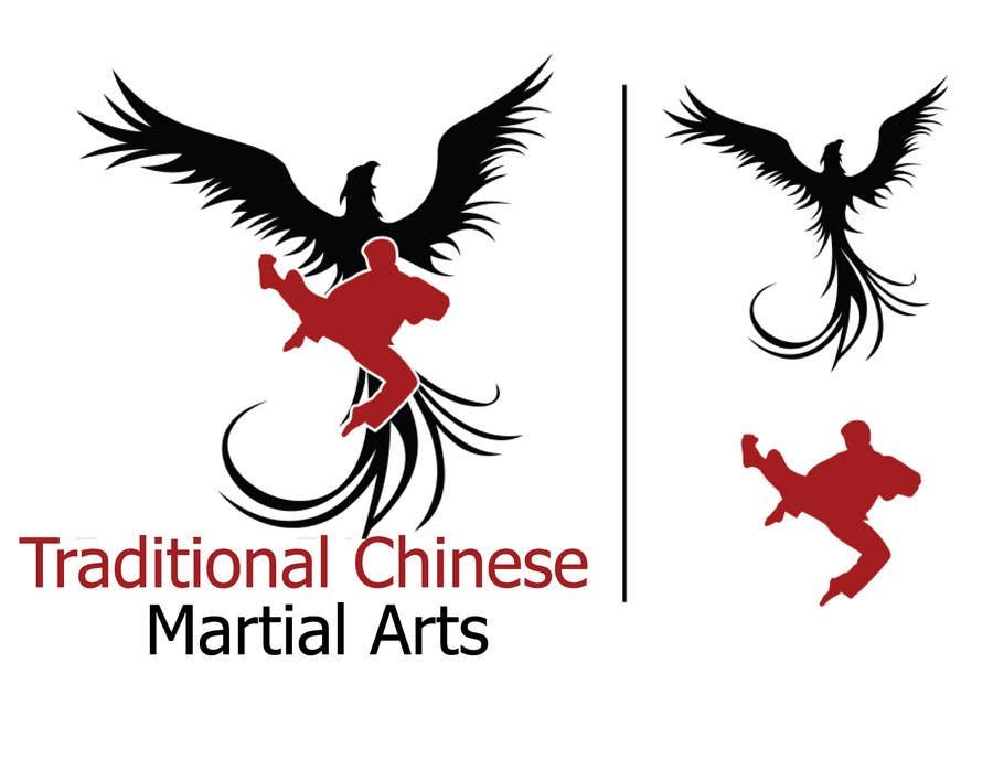 #36 for MARTIAL ARTS LOGO DESIGN by zainulbarkat