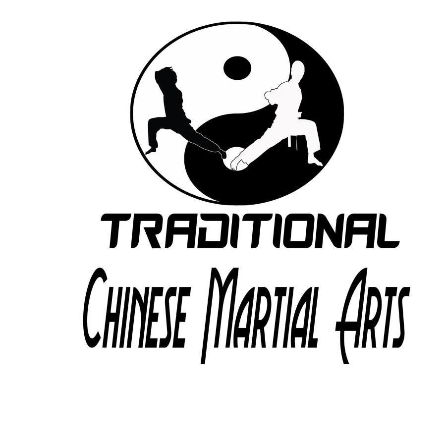 #27 for MARTIAL ARTS LOGO DESIGN by naimishmakawana