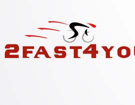 nº 17 pour Design a Logo for my bike Brand 2Fast4You par surajitdutta101