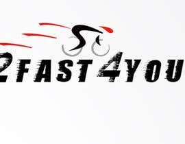 nº 19 pour Design a Logo for my bike Brand 2Fast4You par surajitdutta101