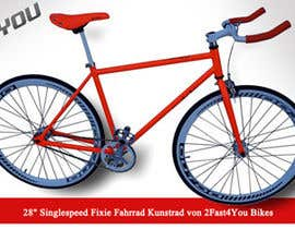 saherkhan tarafından Design a Banner for the slider on our bicycle website için no 2