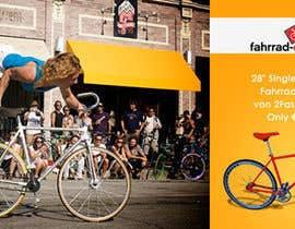 nº 16 pour Design a Banner for the slider on our bicycle website par saherkhan