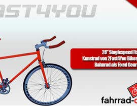 nº 20 pour Design a Banner for the slider on our bicycle website par Zachbradford94