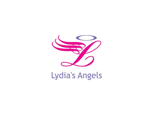#37 for Design a Logo for Lydia's Angels by Herry1an