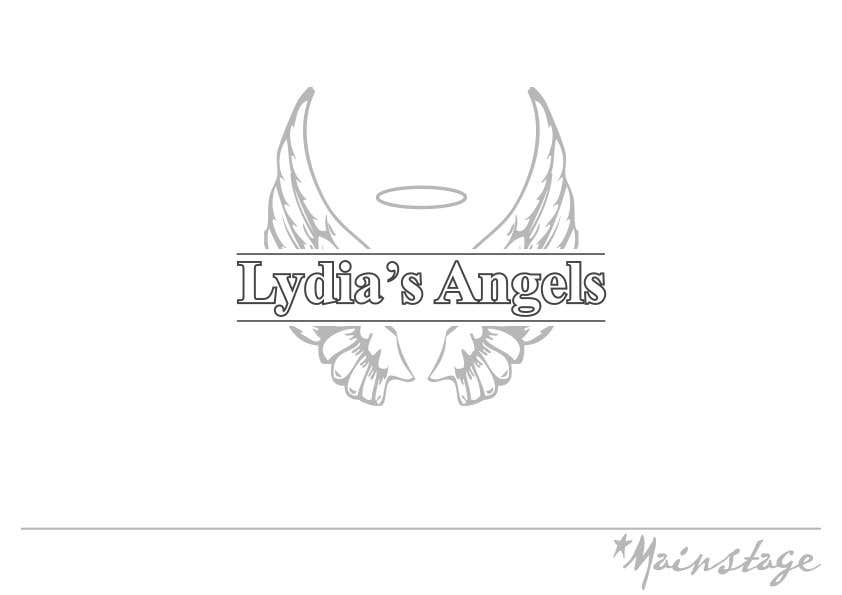 #6 for Design a Logo for Lydia's Angels by mainstagenz