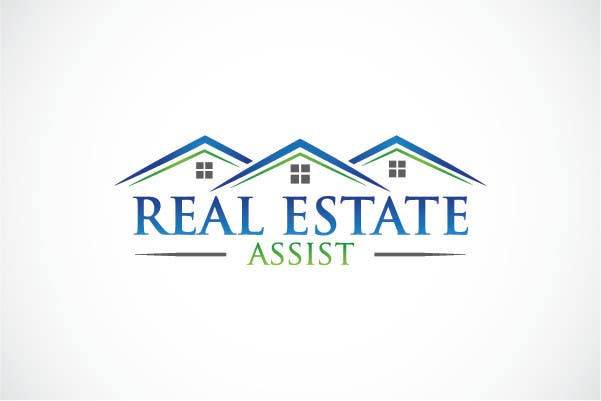 #82 for Design a Logo for Real Estate Assist by designdecentlogo