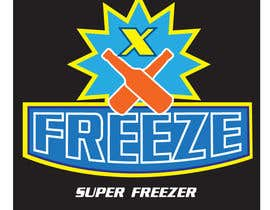 #19 for Design a Logo for X-Freeze af Bobbyjazz