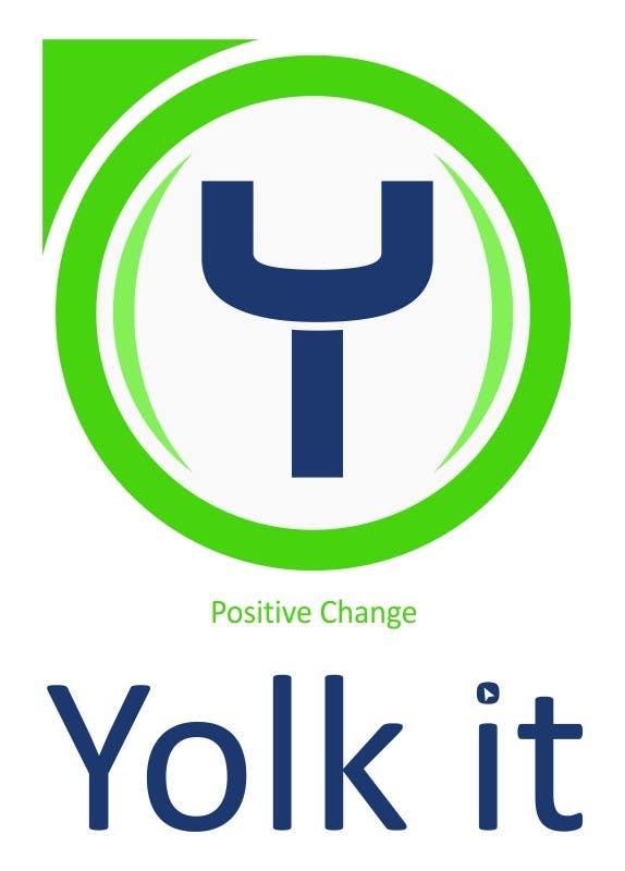 Proposition n°                                        189                                      du concours                                         Logo Design for YOLK IT