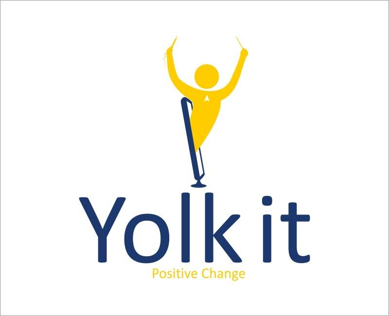 Proposition n°                                        270                                      du concours                                         Logo Design for YOLK IT