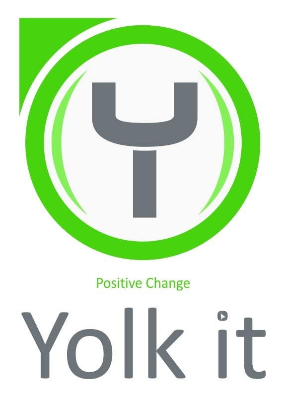 Proposition n°                                        187                                      du concours                                         Logo Design for YOLK IT