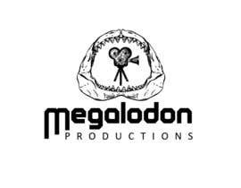 "designstore tarafından Design a Logo for my video production company"" Megalodon productions"" için no 6"