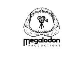 "designstore tarafından Design a Logo for my video production company"" Megalodon productions"" için no 15"