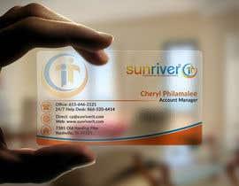 Nro 115 kilpailuun Design new Business Cards for my IT company käyttäjältä HD12345