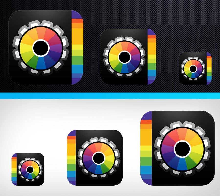 Конкурсная заявка №46 для Icon Design for an App