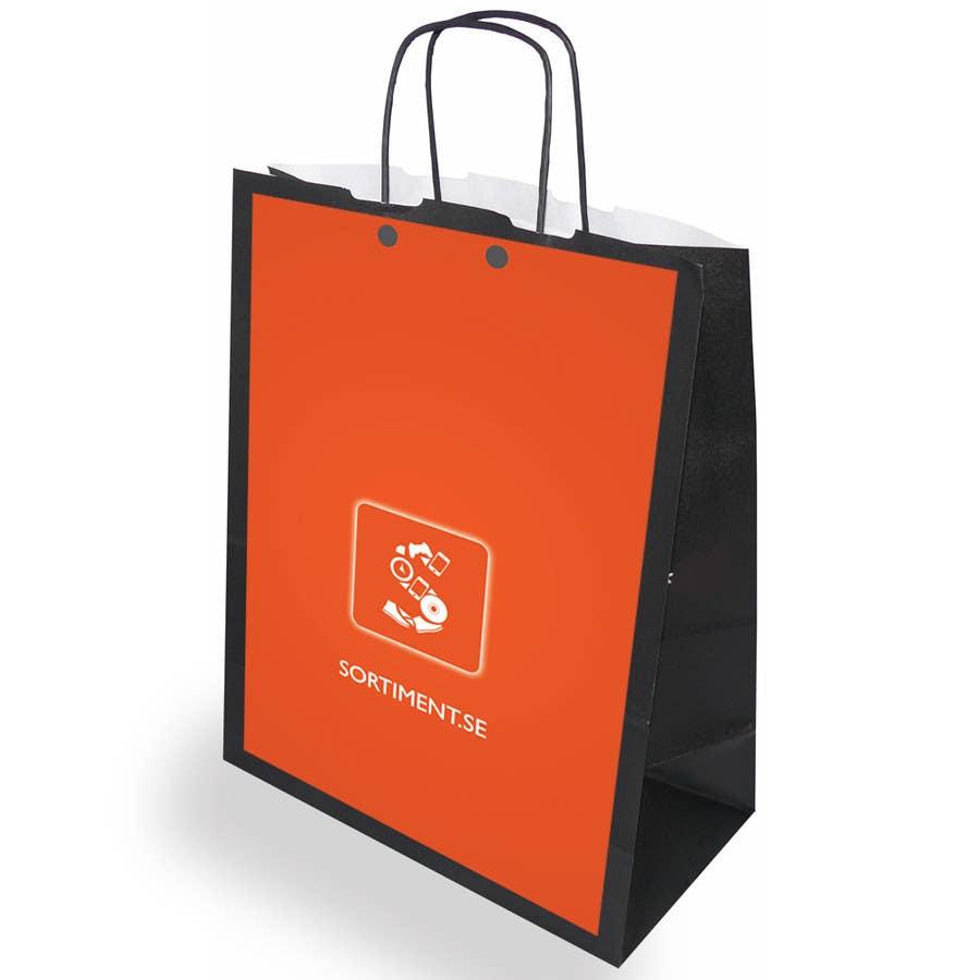 Proposition n°7 du concours Skapa tryck- och förpackningsdesigner for plastic bags
