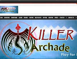 #16 for Design a Banner for KillerArcade.com by smita101292s