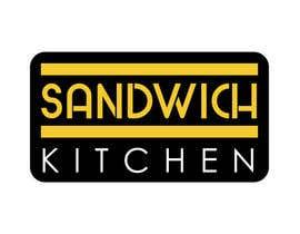 #78 for Sandwich Logo by frances0720