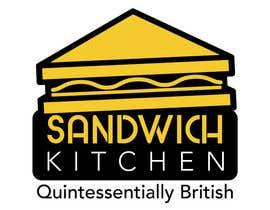 #96 for Sandwich Logo by frances0720