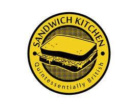 #94 for Sandwich Logo by areztoon