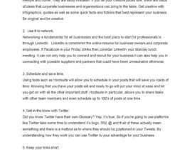 Nro 3 kilpailuun Need to Create Social Media Handout Guide käyttäjältä Chantelle86