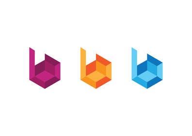 LogoDesk01 tarafından Design a Logo - Basic 3d cube type logo için no 33