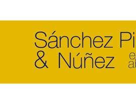 #12 para Desarrollar una identidad corporativa for Sanchez Pintado & Nuñez por EstebanGMartinez