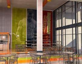 yadisudjana tarafından 3D interior Design for ADULT GYM için no 26