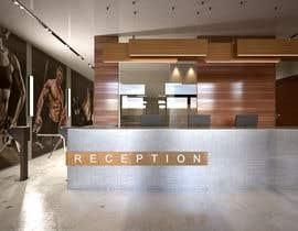 mdpontes tarafından 3D interior Design for ADULT GYM için no 14