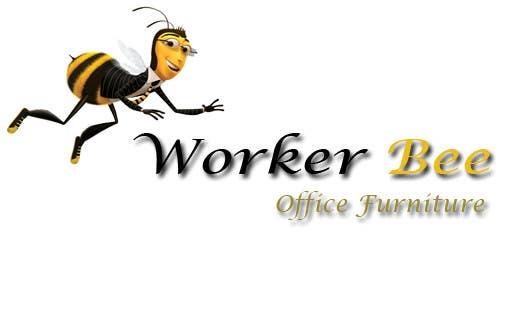 Konkurrenceindlæg #16 for Design a Logo for Workerbeeofficefurniture.com