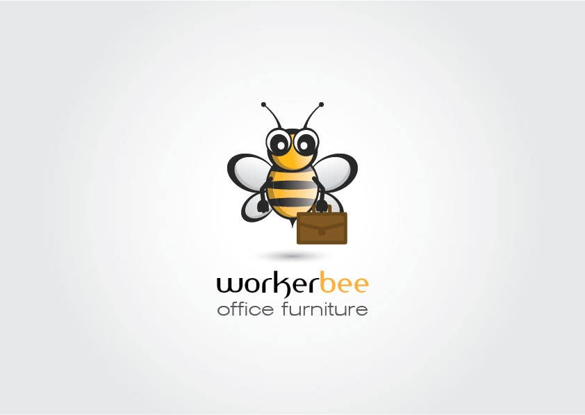 Konkurrenceindlæg #20 for Design a Logo for Workerbeeofficefurniture.com
