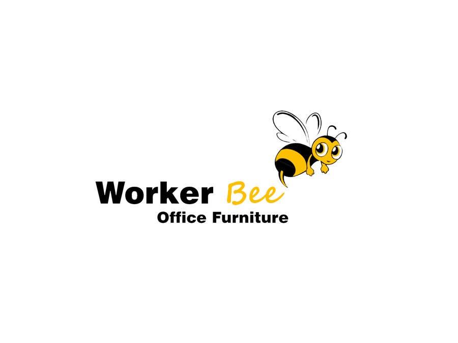 Inscrição nº 12 do Concurso para Design a Logo for Workerbeeofficefurniture.com