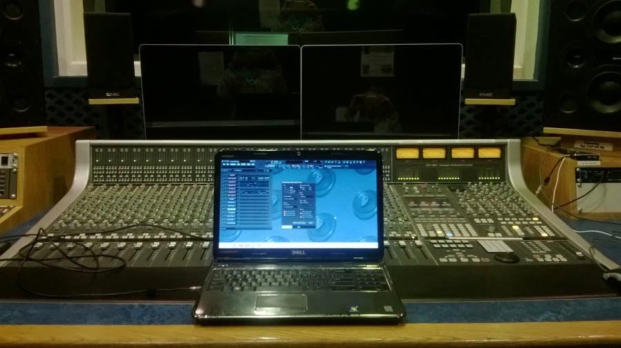 Kilpailutyö #4 kilpailussa Ghost Producer for EDM