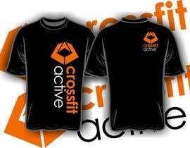 #6 para Design a T-Shirt for Crossfit Box por iYNKBRANE