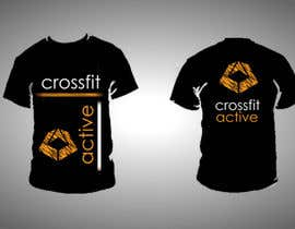 #13 para Design a T-Shirt for Crossfit Box por devilish19