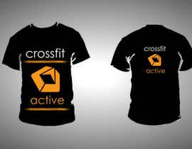 #15 para Design a T-Shirt for Crossfit Box por devilish19