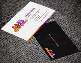 nº 31 pour Need a cool business card design that matches our logo par cucgachvn