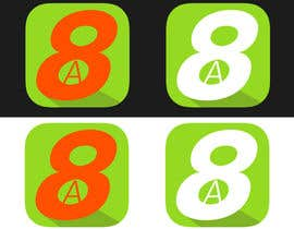 #52 for Design an app logo by sasasugee