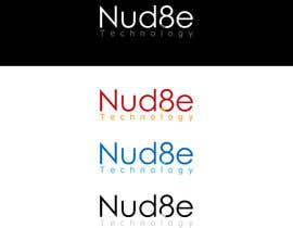 Nro 82 kilpailuun Design a Text Logo for Nudge käyttäjältä rami1985