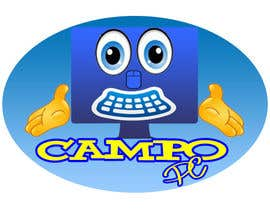 #22 for Disegnare un Logo for CampoPC by flyingv87