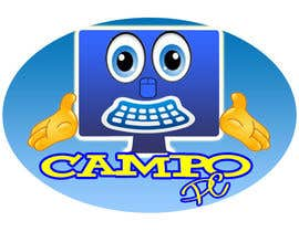 #23 for Disegnare un Logo for CampoPC by flyingv87